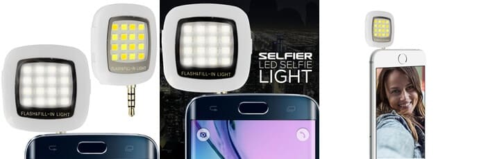 SELFIER Selfie Camera Light