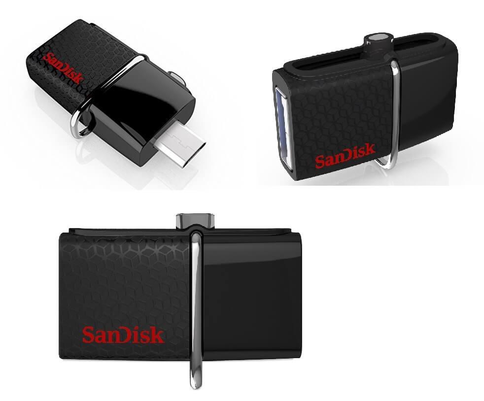 SanDisk Dual-USB