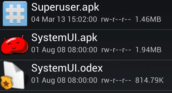 Superuser APK File