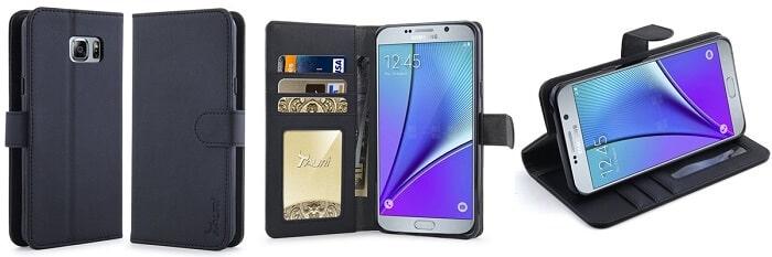 Tauri Note 5 Wallet Case