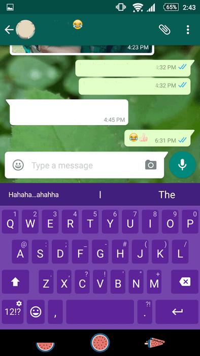 The Tick Marks on WhatsApp