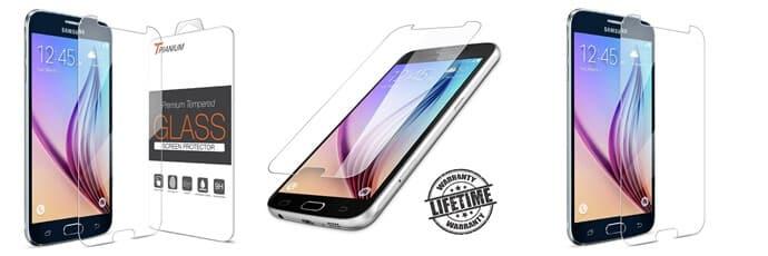 Trianium Galaxy S6 Screen Protector