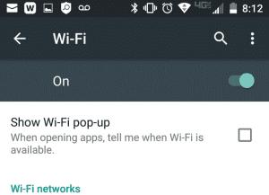 Make calls on hangouts over wi-fi