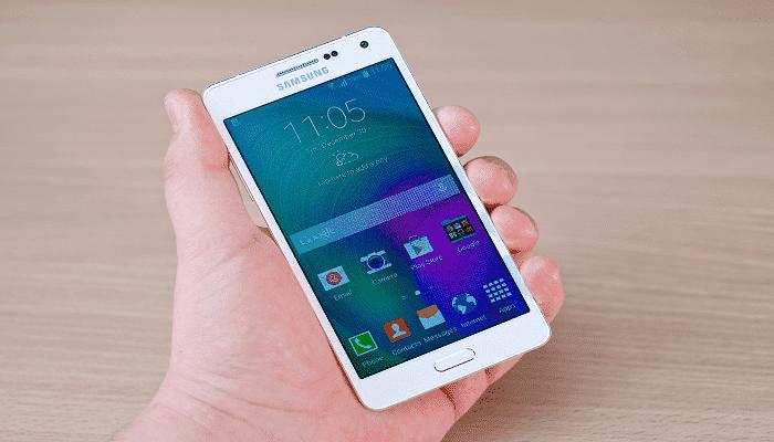 Backup the Samsung Galaxy A5