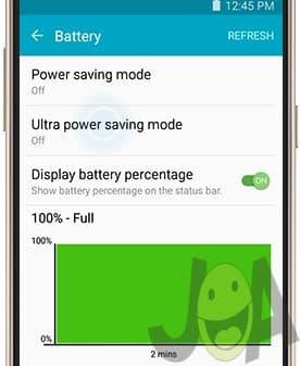 j3 battery