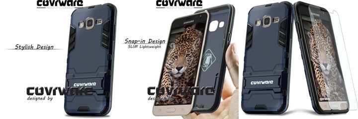 COVRWARE Galaxy J3 Case