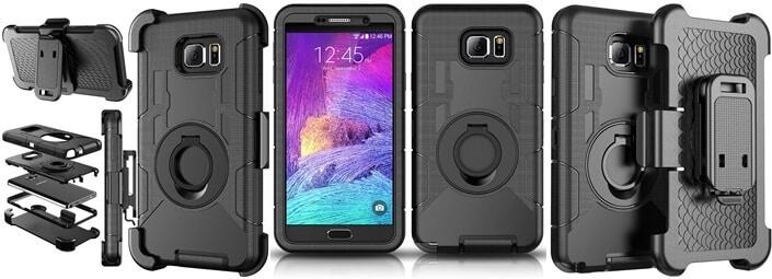 E LV Galaxy Note 5 Case