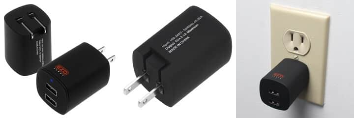 EZOPowerDual Port Charger