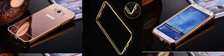 JANDM Aluminum Acrylic Case