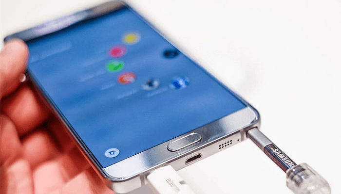 Take a Screenshot on the Samsung Galaxy Note 5