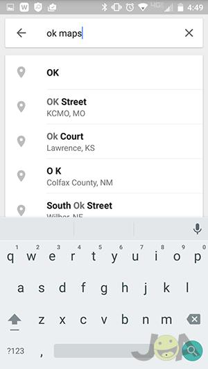 OK-Maps