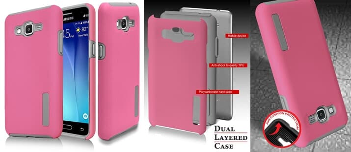 Phonelicious Case Samsung Galaxy J3