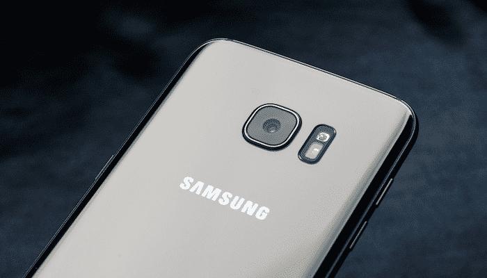 Reset Samsung Galaxy S7