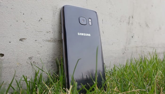Customize Samsung Galaxy S7