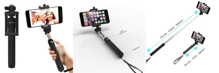 Stalion Pocket-Size Selfie Stick