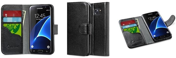 Supcase Wallet Galaxy S7 Case