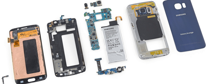 How to Open or Teardown Samsung Galaxy S6