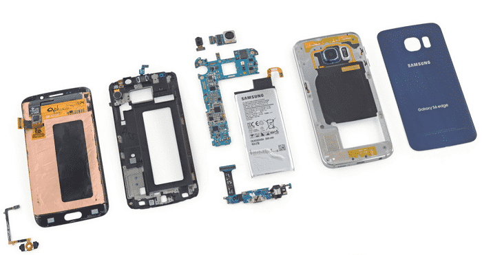 How to Open or Tear Down Samsung Galaxy S6