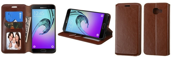 Wallet Case for Galaxy A5