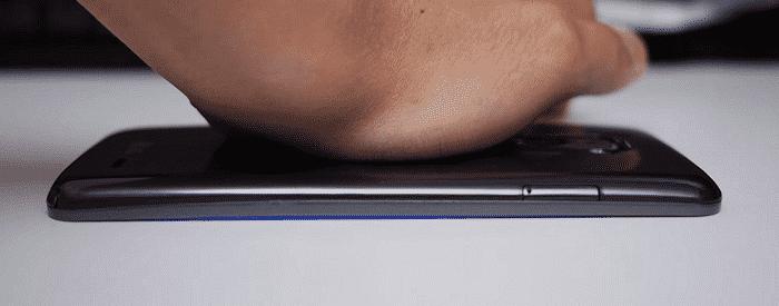bendable - Lg G flex