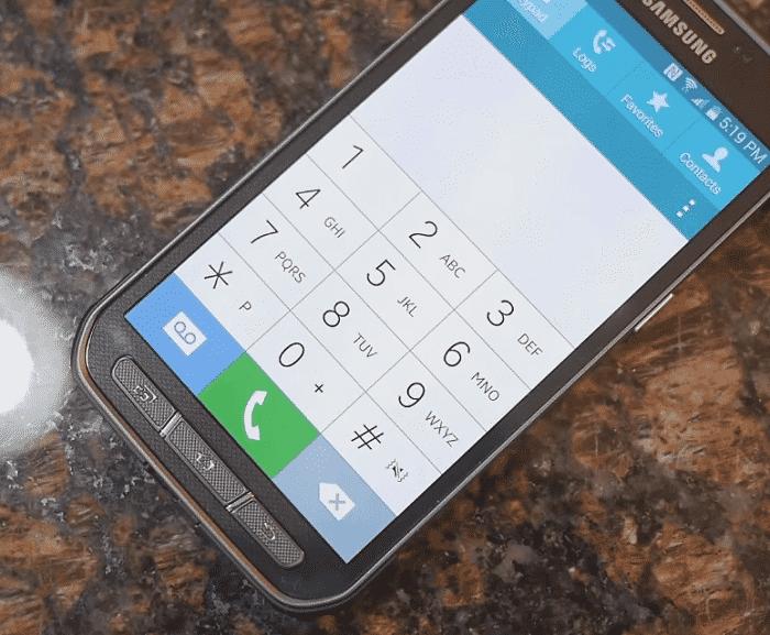 calls - S5 active