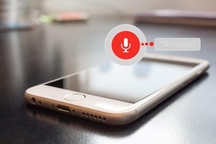 activate android voice commands