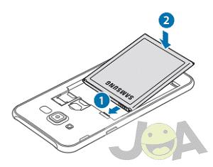 j7 remove battery