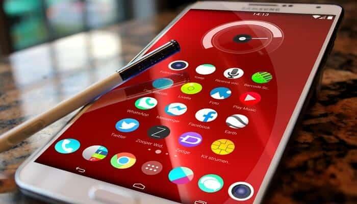Custom ROM for Samsung Galaxy Note 5