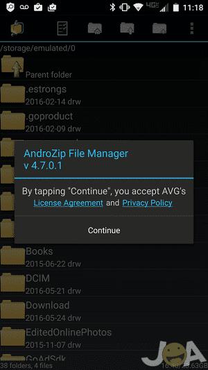 Andro-Zip