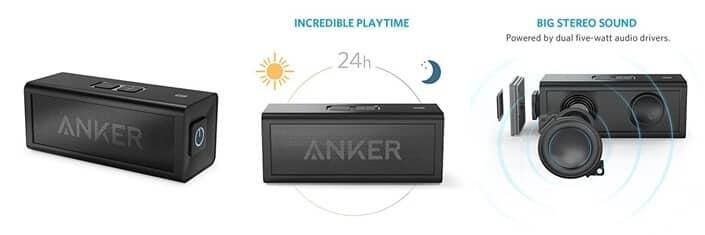 Anker Wireless Bluetooth Speaker