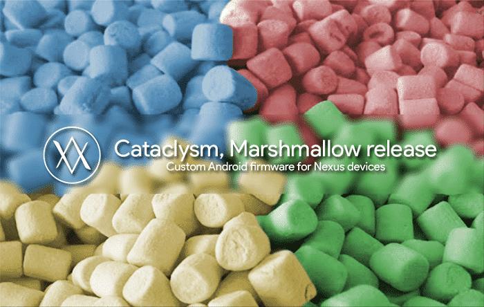 Cataclysm for Nexus 5X