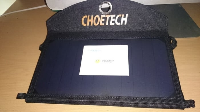 Choetech 19W Charger Review