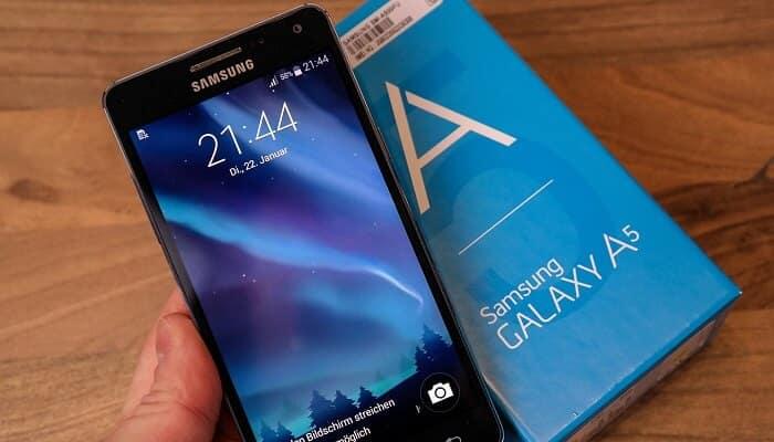 Samsung Galaxy A5 ROMs