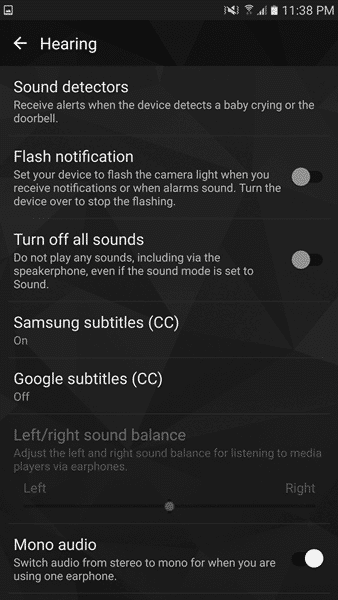 Mono Sound