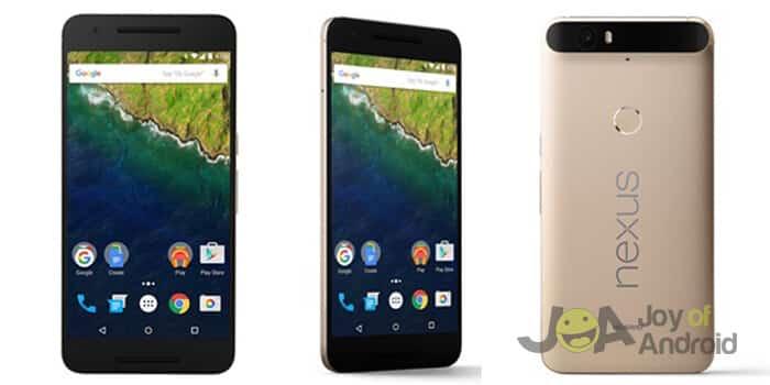 4. Huawei Nexus 6P