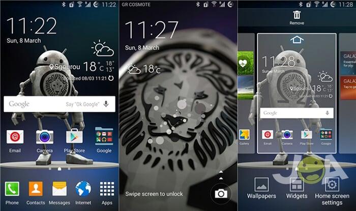 Best Custom ROMs For Samsung Galaxy S5