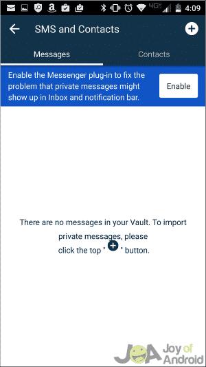 Import Texts