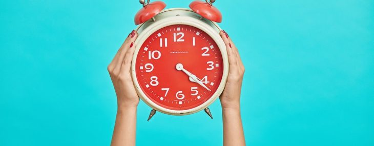 setup alarm clock