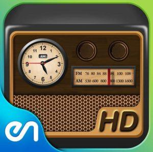 radio alarm logo