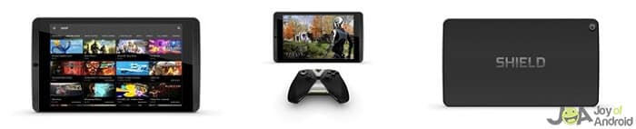 1. Nvidia SHIELD Tablet K1