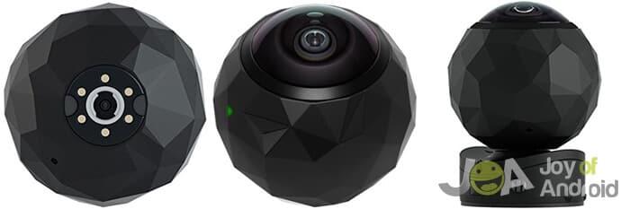 3. 360fly HD Camera