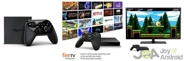 Fire TV Game Console Android Gaming