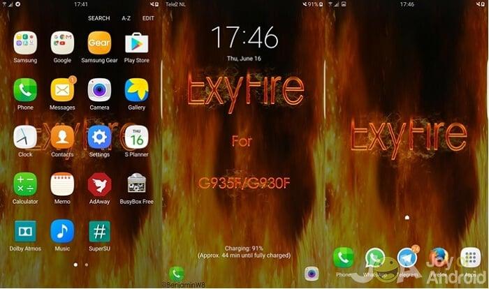 4. Exyfire ROM
