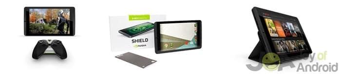 NVIDIA Shield Tablet K1 Android Gaming