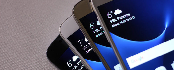 Best ROMs for Samsung Galaxy S7