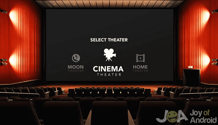 Home Theatre VR