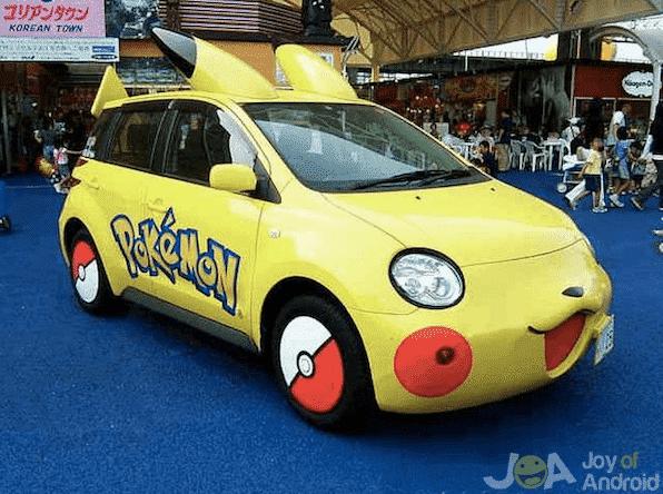 POKE CAR
