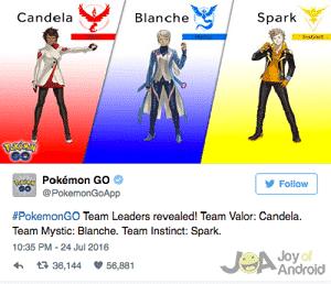 Poke Teams