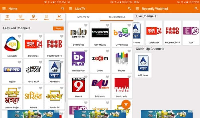 Best Apps to Watch Live TV on Android