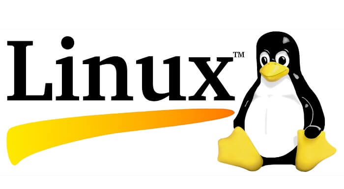 linux logo file clean